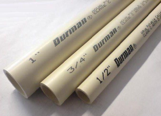 Cu nto mide una pulgada en fontaner a blabla deco - Medidas tubos pvc ...