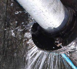 water leakage Valencia