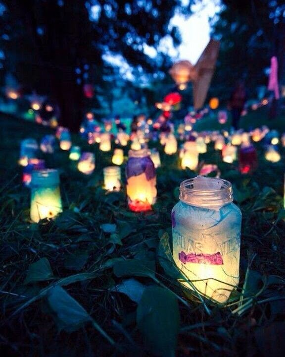 Ilumina tu jardín en la verbena de San Juan