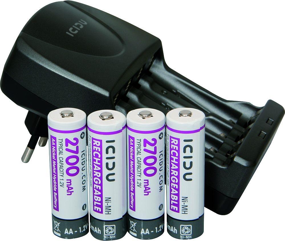 Pilas normales o recargables para electrodom sticos - Tipos de pilas recargables ...