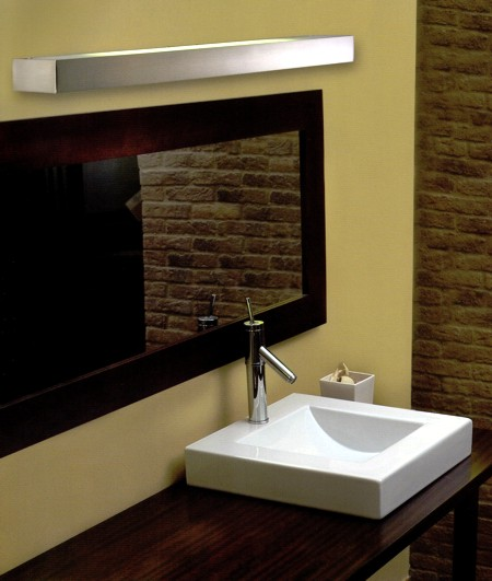 apliques de pared para el baño