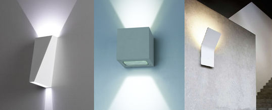 Apliques led la iluminaci n perfecta for Apliques exterior modernos