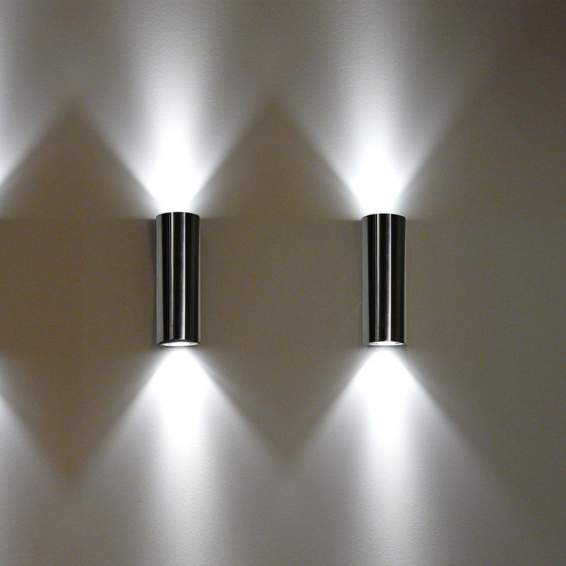Apliques led la iluminaci n perfecta for Apliques de pared exterior led