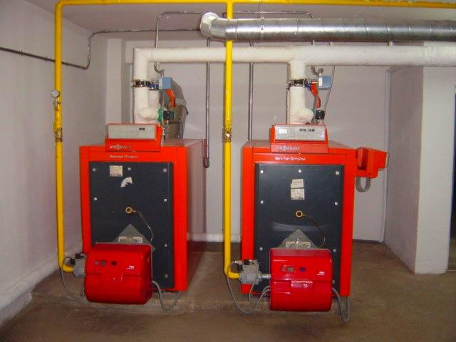 Calderas centrales for Calderas para calefaccion