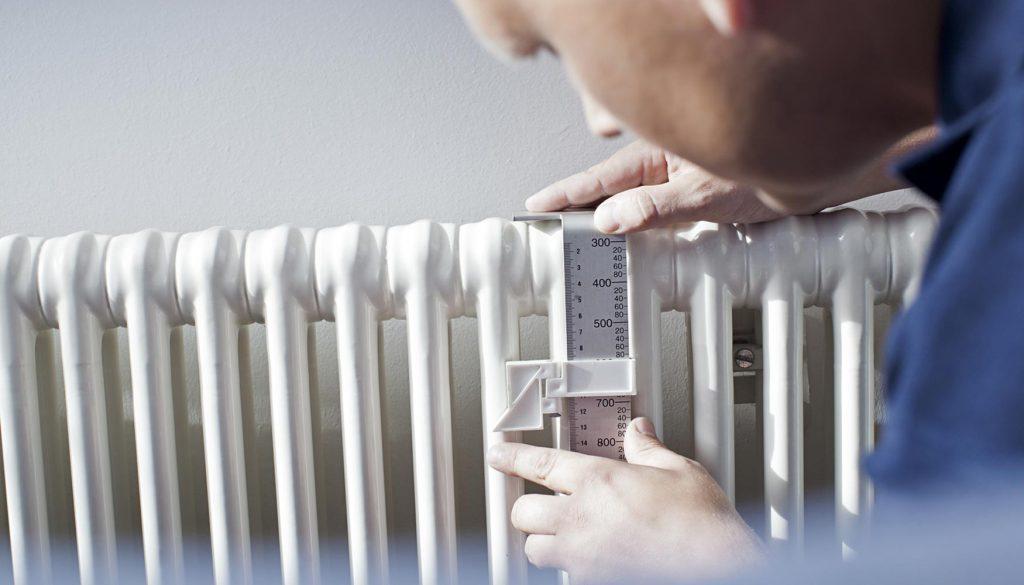 repartidores de coste de calefacción