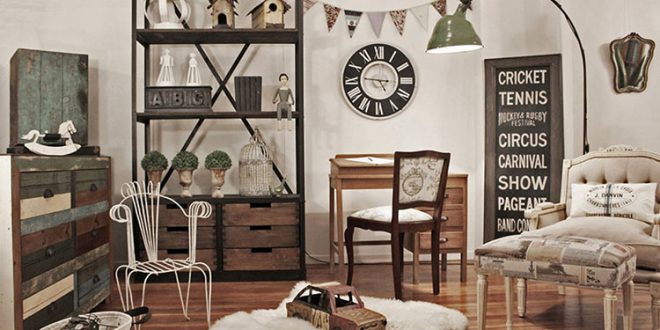 Decoraci n de casas con estilo 2017 for Decoracion piso estilo retro