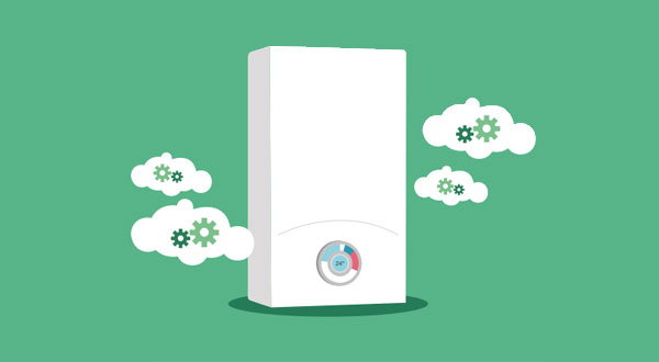 ENERGY SAVING IN CONDENSATION BOILERS