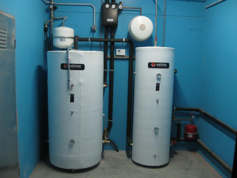 instalación y reparación de calderas
