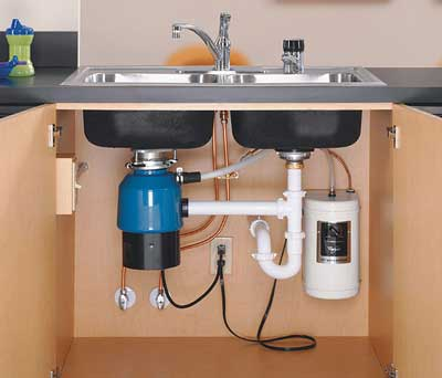 Mantenimiento de fregaderos lavabos wc y desag es for Accesorios para fregaderos cocina