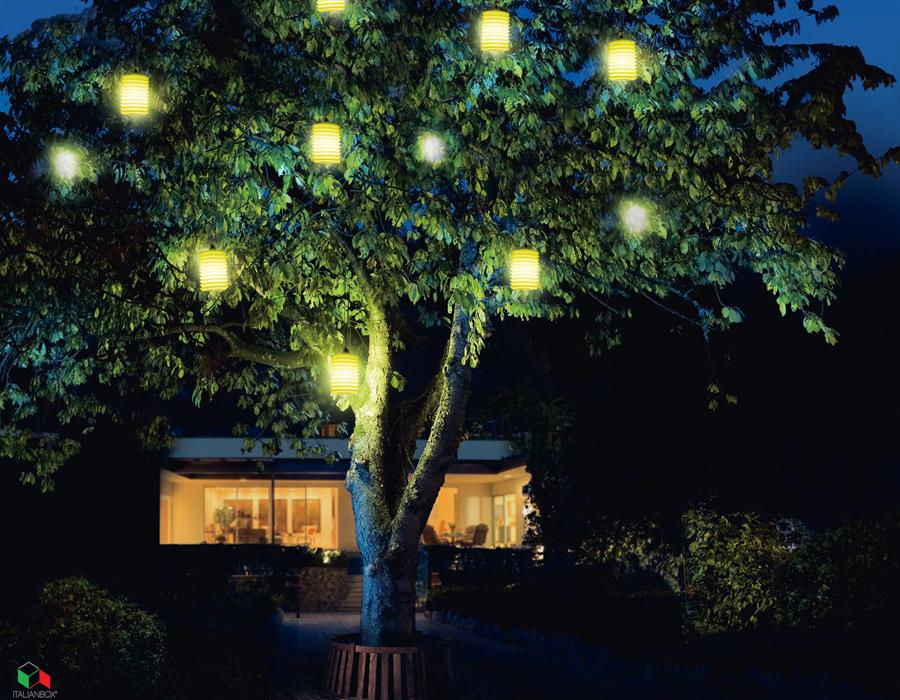 Top 3 Lamparas Colgantes Perfectas Para Tu Jardin - Luminarias-para-jardin