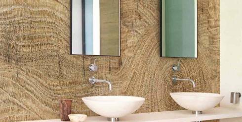 papel vinilico para baños