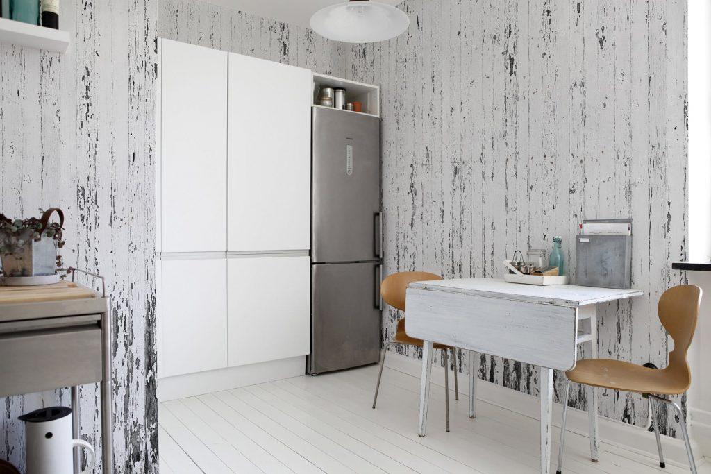 papel pintado para cocinas lavable