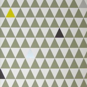 papel pintado geometrico